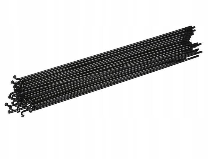 Спицы чёрные любой длины (10 шт)